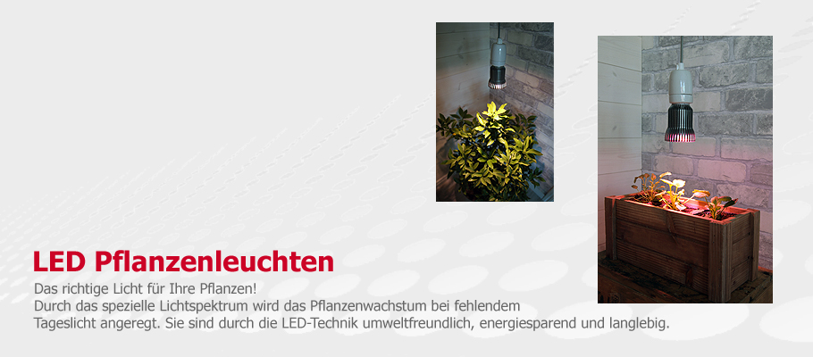 led pflanzenleuchten das licht f r ihre pflanzen. Black Bedroom Furniture Sets. Home Design Ideas