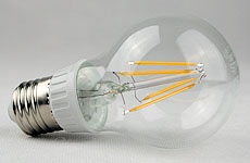 E27 LED-Leuchtmitteln