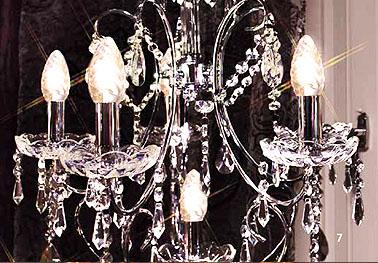 LED Leuchtmittel für stilvolle Kronleuchter