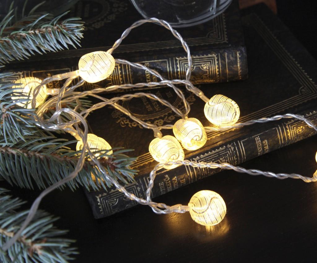 LED Lichterketten für stimmungsvolle Dekoideen