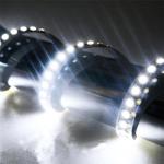 5m LED Lichtband 180LED/m kalt-weiß PCB weiß bei Highlight-LED online kaufen