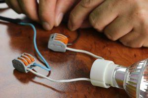 Super Alternativen zur Lüsterklemme - Highlight-LED GN48