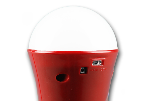aufladbar mit Netzteils (DC 5V) oder Micro-USB-Kabel