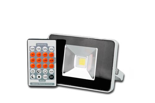LED-Strahler-10W-mit-HF-Bewegungsmelder