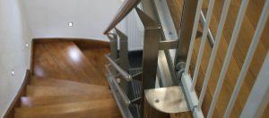 Perfekte LED-Beleuchtung für jede Treppe