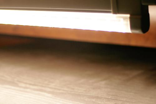 LED-Unterbauleuchte, 60cm, warm-weiß