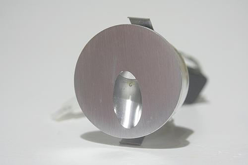 LED-Wandeinbau-Strahler- Ø50mm-12V