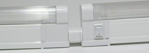 direkte Verbindung 2er LED Leisten