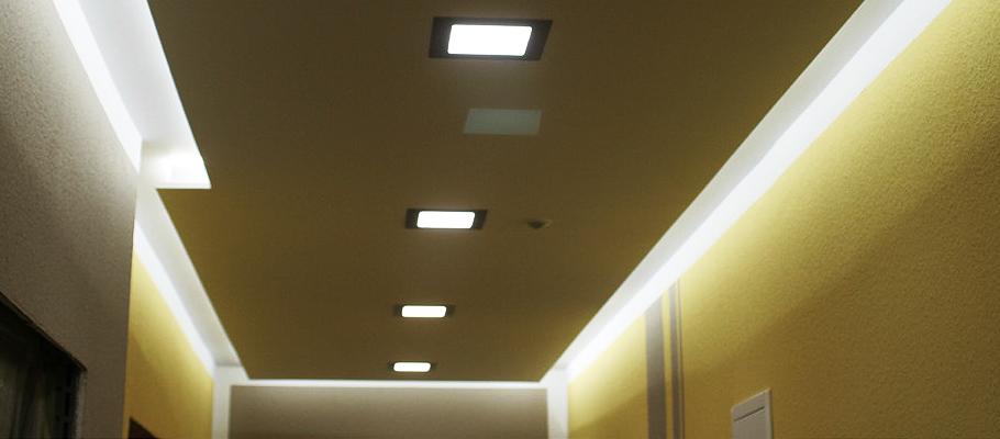 Super Schritt für Schritt zum neuen Licht - Highlight-LED YX54