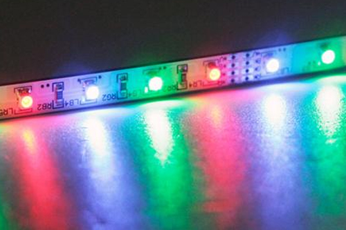 SMD LED-Leiste, RGB