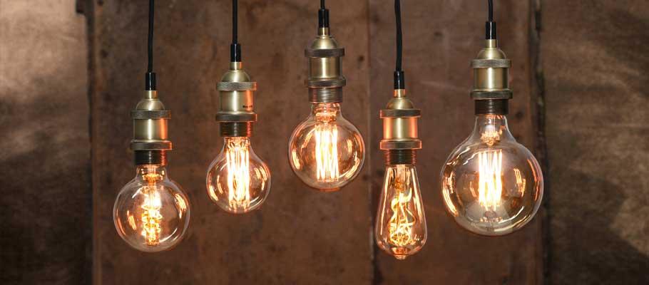 Favorit Filament-Leuchten - Solokünstler für Wohlfühlatmosphäre QP98